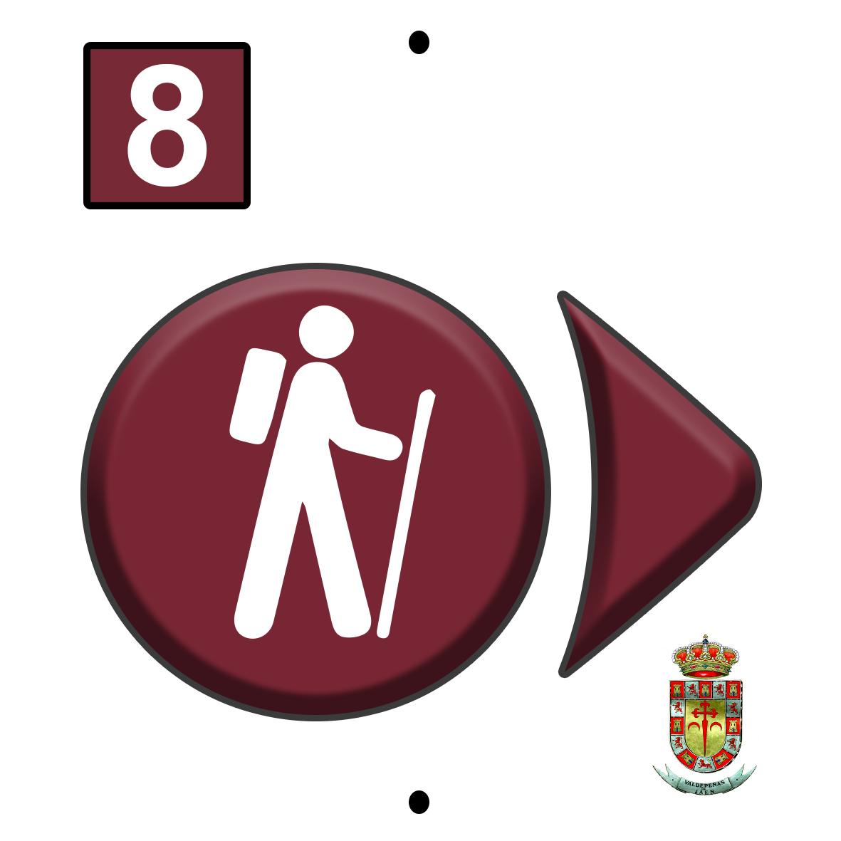Ruta 8: Peñones