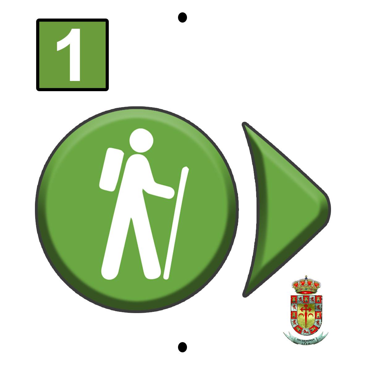 Ruta 1: Peñón de Gil López